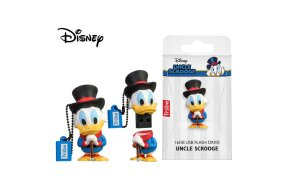 "FLASH DRIVE USB 3D DISNEY ""UNCLE SCROOGE"" 16GB"